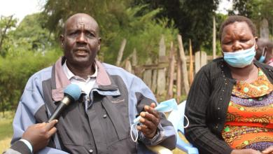 Photo of Kangogo's Father Speaks On Daughter's Alleged Murder