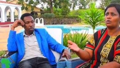 Photo of Omosh's First Wife Pleads With Kenyans To Build Her A House