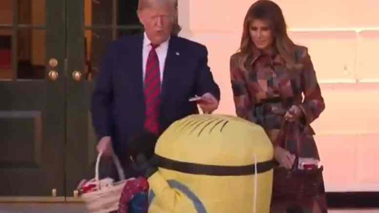 Trump Halloween 2019