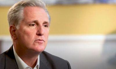 House GOP Leader Kevin McCarthy