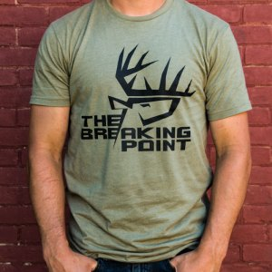 Breaking Point Logo Short Sleeve