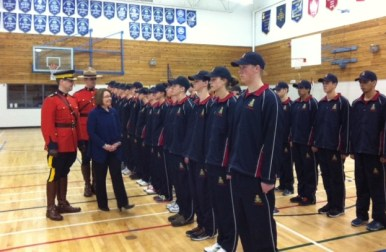 rcmp_recruit training women