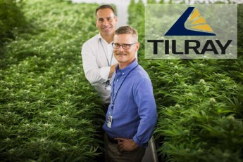 medical marijuana - Tilray - www.breakingthecode.ca