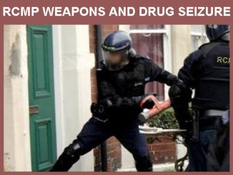 weapons and drugs