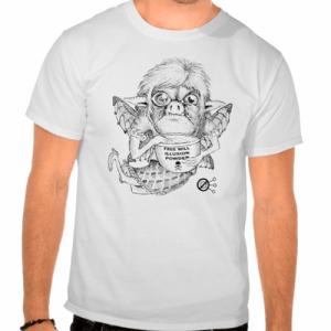 Free Will Illusion Fairy T-Shirt