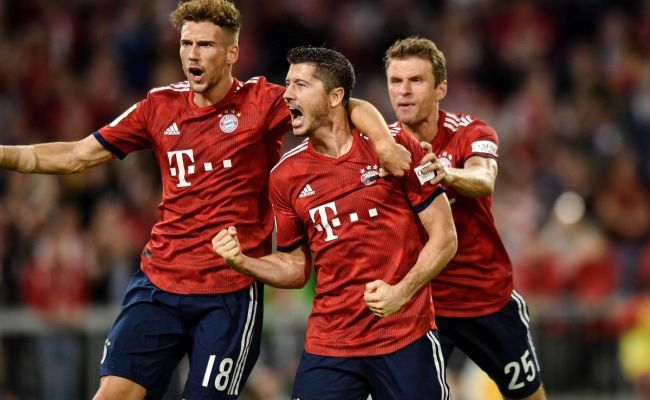 Group Stage Fan Preview Bayern Munich Breaking The Lines