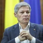Dacian Cioloș: Guvernul are datoria de a se mobiliza și de a termina cu amatorismele