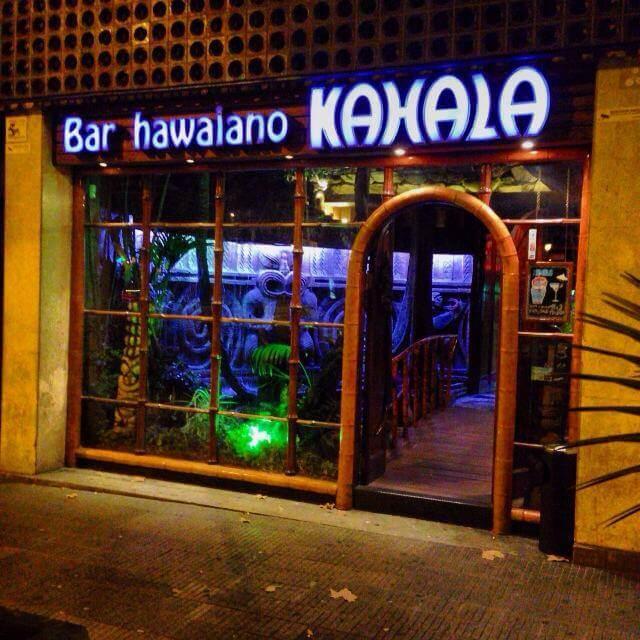 entrada kahala