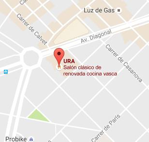 ura ubicacion