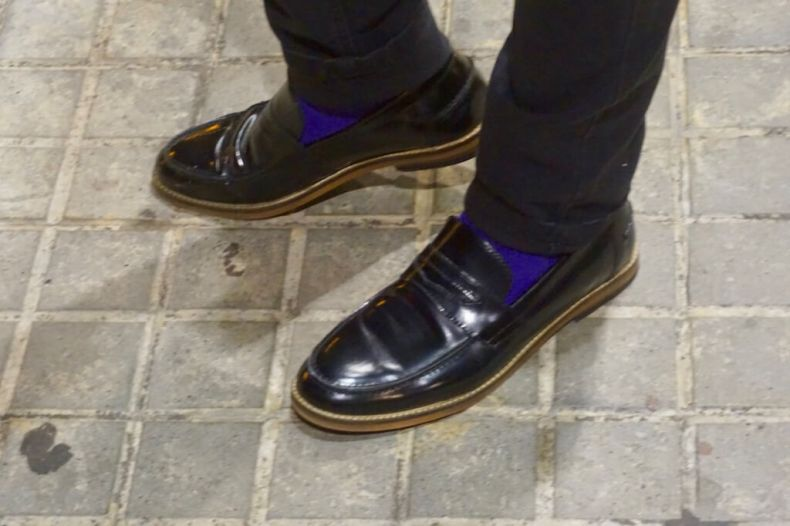 mocasines-calcetines
