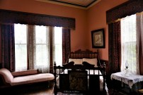 This is the North Bedroom on first floor
