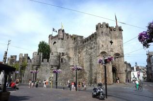 Gravensteen, le Château des Comtes, au coeur de Gand