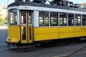 Lisbonne-Tram-Tramway 28-Tramway jaune-Eléctrico 28