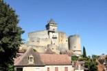 Le château de Castelnaud-la-Chapelle