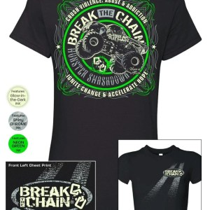 Break the Chain's Monster Smashdown T-Shirt