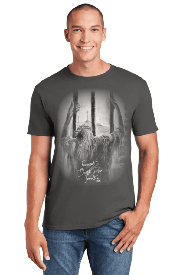 Break the Chain's Innocent Death Row Inmate T-Shirt