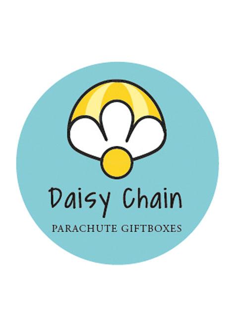 daisy chain brand design client