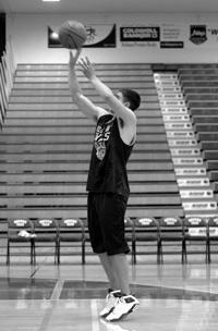 Jump Shoot Adalah : shoot, adalah, Proper, Basketball, Shooting, Technique,, Fundamentals,, Form,, Mechanics