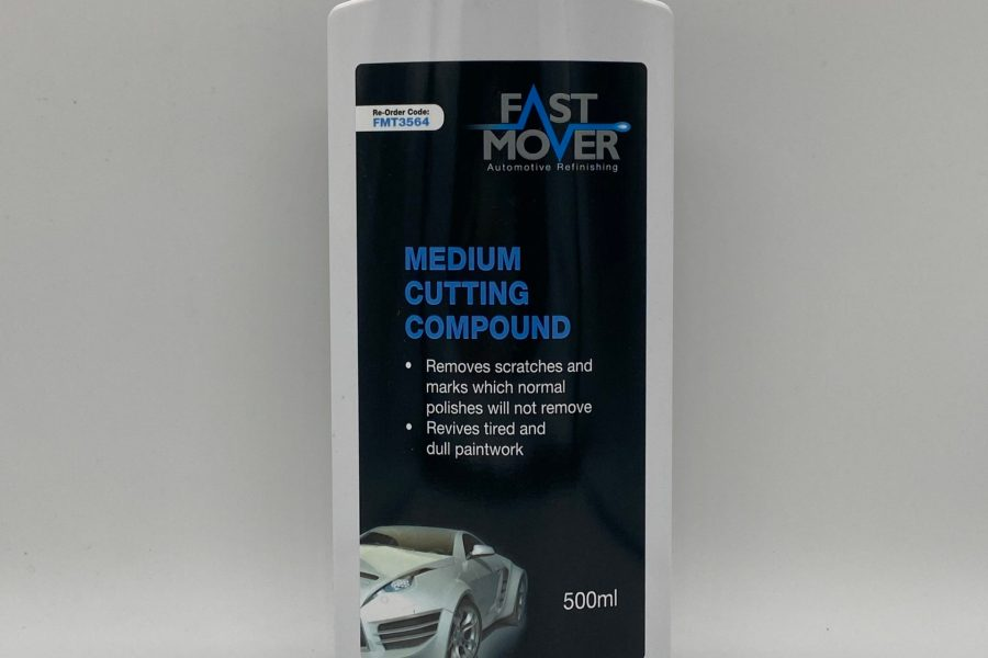 Fast Mover cutting compound