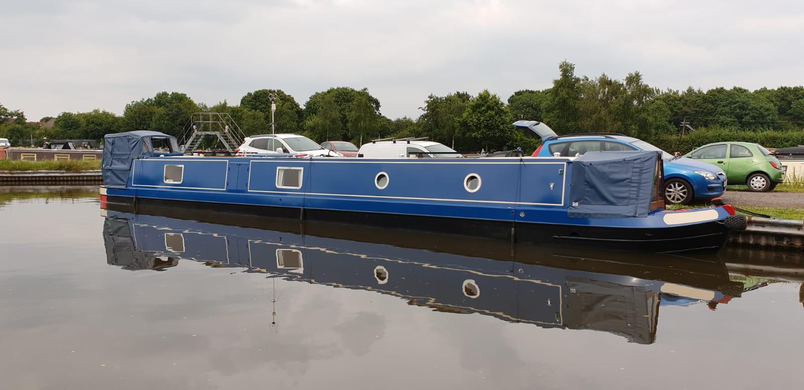 Narrowboat Renovation