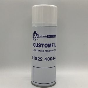 Aerosol spray paint cans - 400ml Tata Steel colours