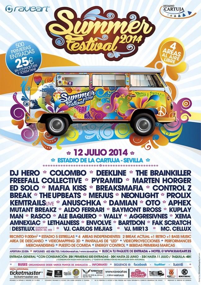 Raveart Summer Festival