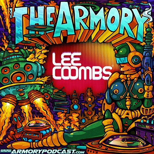 Lee Coombs - The Armory Podcast 066