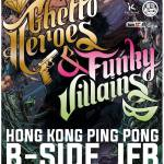 Phibes – LIVE @ Ghetto Heroes & Funky Villains – 15.11.2014