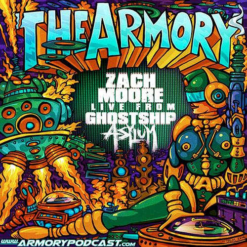 Zach Moore - LIVE @ Ghost Ship Asylum