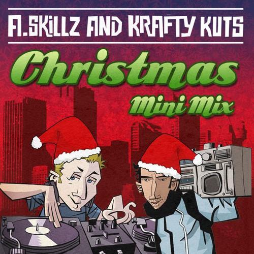 A Skillz & Krafty Kuts - Christmas Mini Mix 2014
