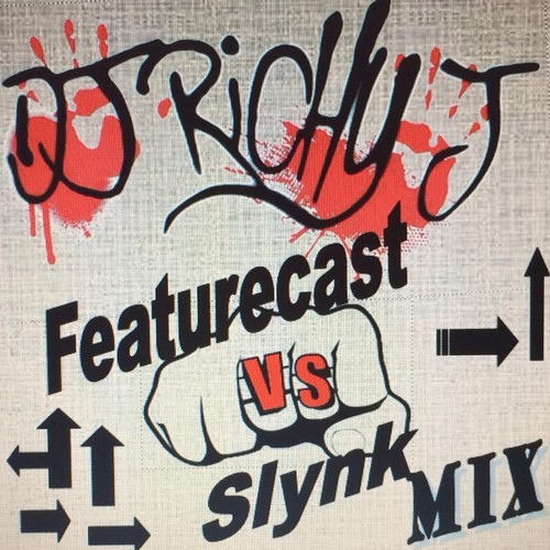 Dj Richy J - Featurecast Vs Slynk Mix
