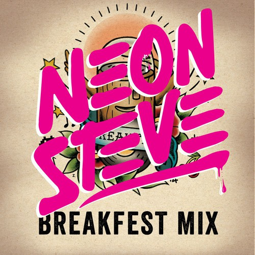 Neon Steve - All Original Mix For Breakfest 2014