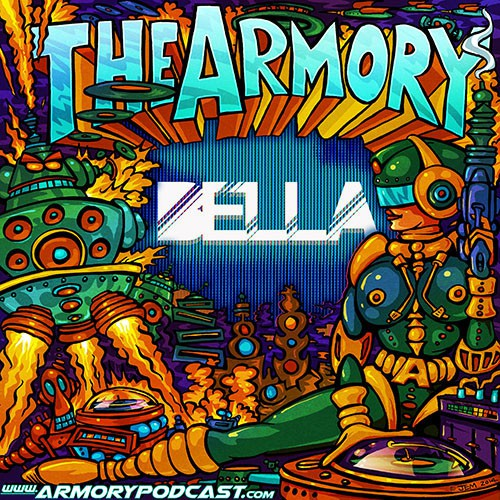 Bella - The Armory Podcast 075