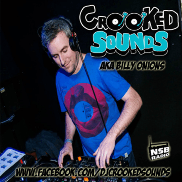 Crooked Sounds - LIVE @ The Hot Cakes & NSB Xmas Party - December 2014