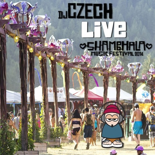 DJ Czech - LIVE @ Shambhala Festival 2014