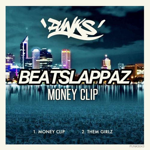 Beatslappaz - Money Clip