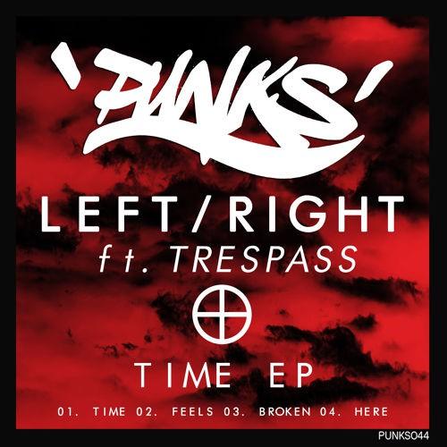 LeftRight - Time EP & DJ Mix