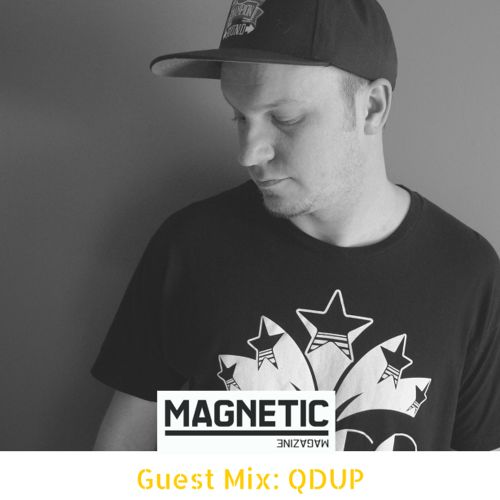 Qdup - Magnetic Mag Podcast January 2015