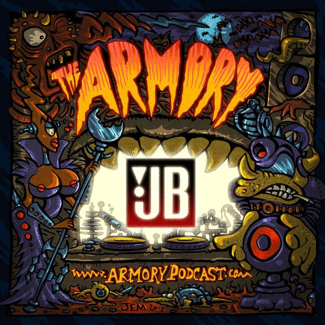 DJ Hero - The Armory Podcast 092