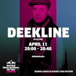 Deekline ft. PSG and Asha Rae – Red Bull Pirate Radio (Live Mix)