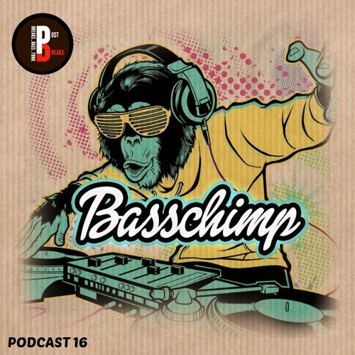 Basschimp – Post Breaks Podcast 016