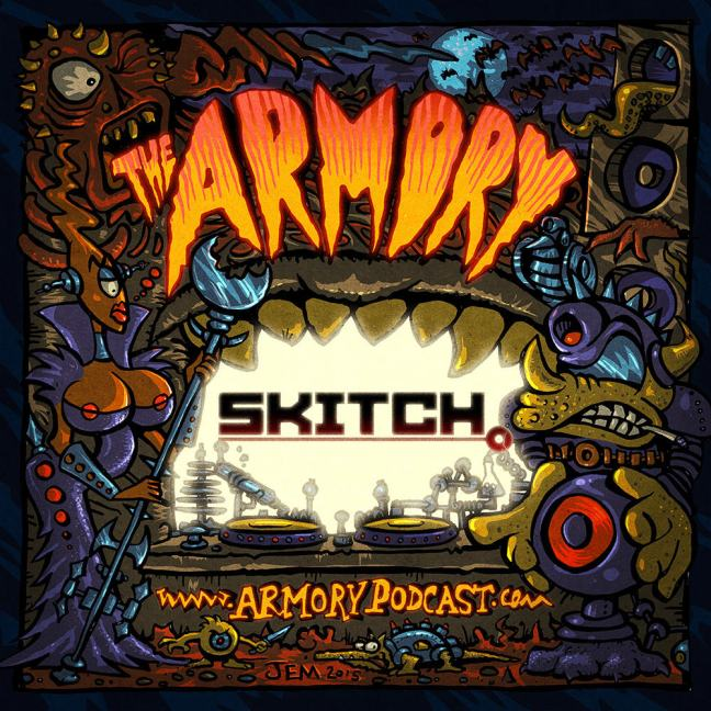 DJ Skitch - The Armory Podcast 104