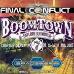 Final Conflict – Boomtown Festival Mix 2015