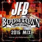 JFB – LIVE @ Boomtown Festival 2015