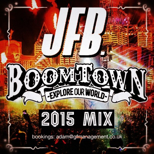 JFB - LIVE @ Boomtown Festival 2015