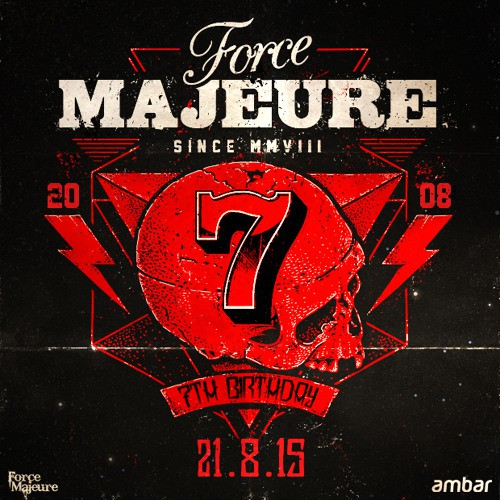 Philly Blunt - 7 Years Of Force Majeure Mix