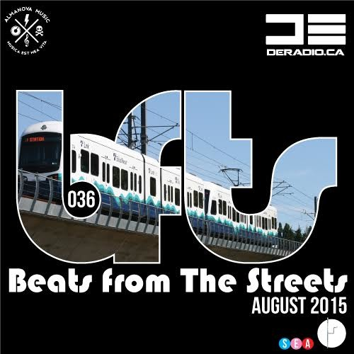 SONEK - Beats From The Streets 036 August 2015