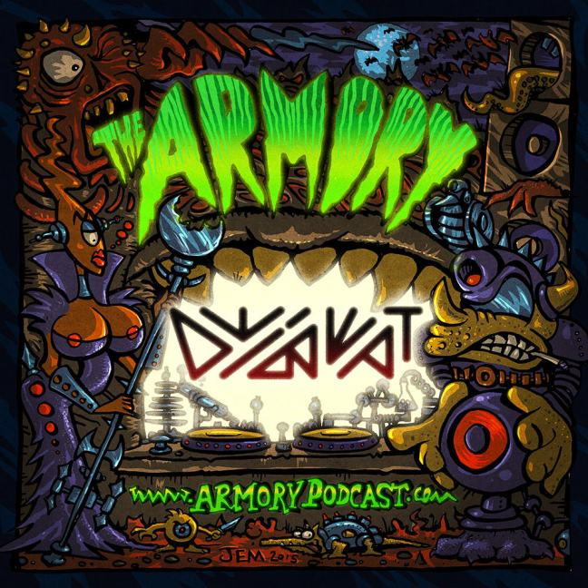 Deibeat - The Armory Podcast 112