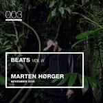 MARTEN HØRGER – BEATS – VØLUME 3