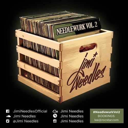 Jimi Needles - Needlewurk Volume 2
